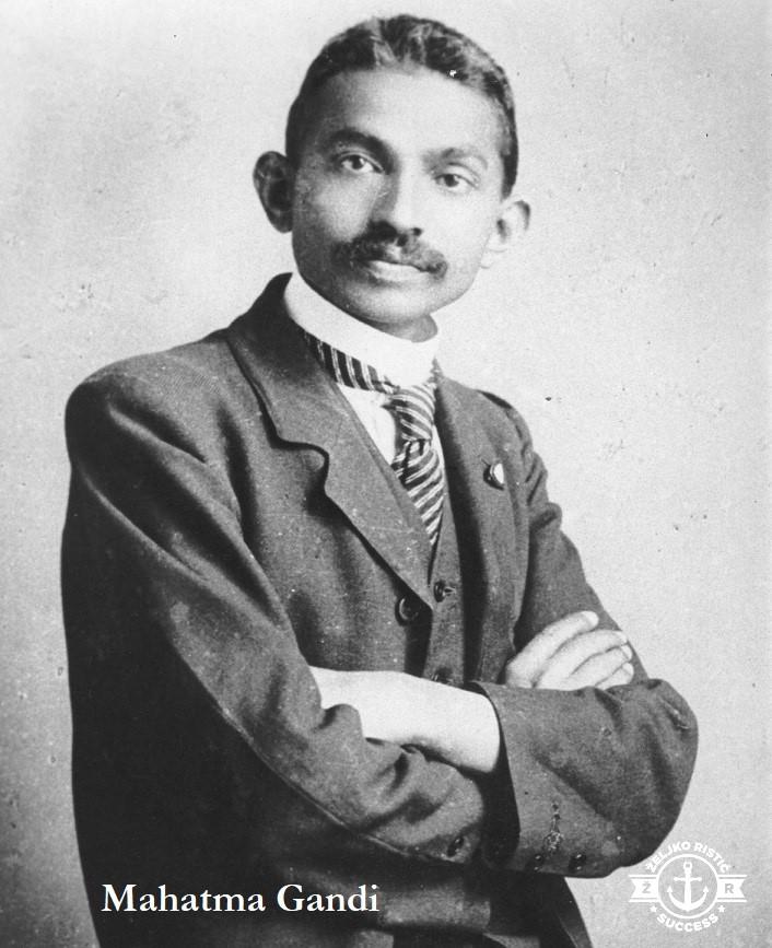 Gandi i profesor